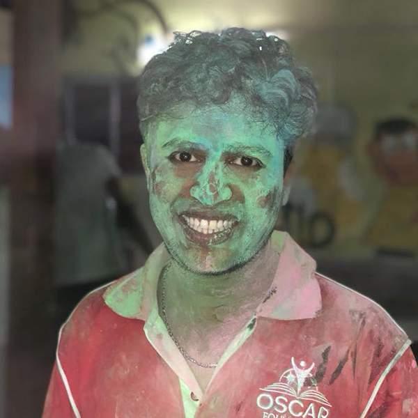 Oscar Sponsor a Child